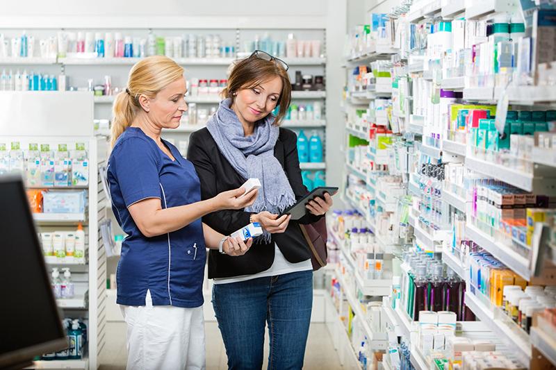 Freiverkäufliche Arzneimittel